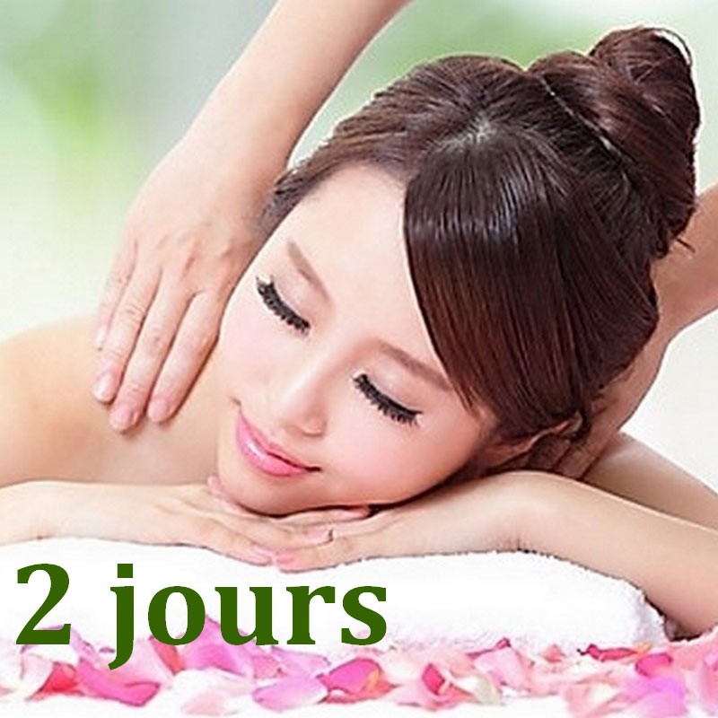 formation massage complet californien 2 jours