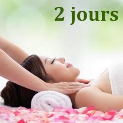 formation massage complet ayurvédique 2 jours