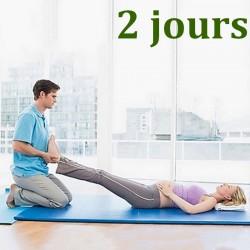 Formation massage au sol Relaxation coréenne 2 jours