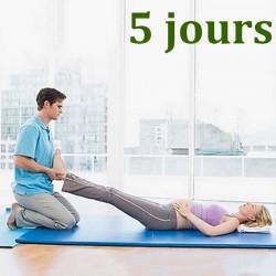Formation massage au sol Relaxation coréenne 5 jours