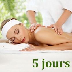 Formation massage complet sportif 5 jours