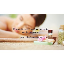 aromathérapie en E learning