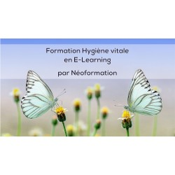 hygiène vitale Elearning formation à distance Foad - par correspondance
