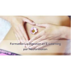 formation La digestion en E-Learning, foad, à distance, distanciel, par correspondance,