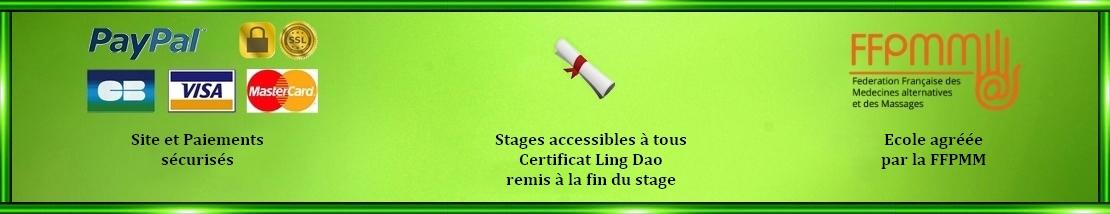 Bannière du Centre Lingdao - plateforme de formation