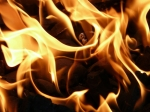 Prières pour couper le feu
